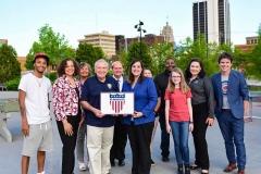 Celebrating our 4th All-America City designation
