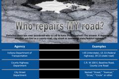 Who repairs my roads?