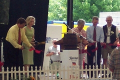 2005: Ribbon Cutting