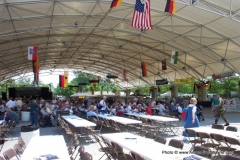 Germanfest 2005 in the Lincoln Financial Pavilion