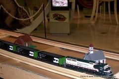 The Maumee Valley Model Railroad