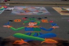 2005 TRF: Chalk Walk