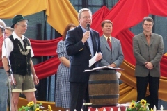 2006: Fort Wayne Deputy Mayor Mark Becker