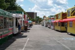 2007 TRF: Food Alley
