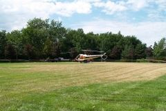 2007 TRF: Helicopter rides