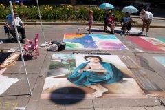2007 TRF: Chalk Walk