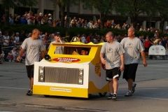 2007 TRF: Bed Race