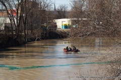 Greening the St. Mary's River
