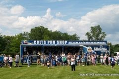 2008 BBQ Ribfest: Colts Pro Shop