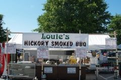 2008 BBQ Ribfest: Louie's Hickory Smoked BBQ