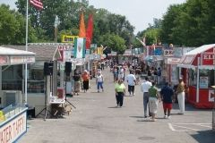 2008 TRF: Food Alley