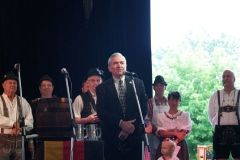 2009 Germanfest: Mayor Tom Henry