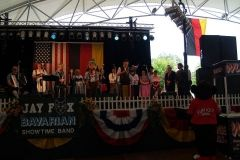 2009 Germanfest: Opening Ceremony