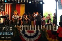 2009 Germanfest: Bier stream