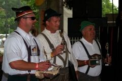 2009 Germanfest: Legs 'n Lederhosen winners