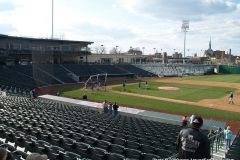 TinCaps on the field