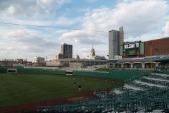 2009/04/08: TinCaps on the field