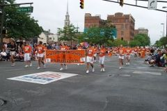 Northrop High School band