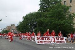 North Side Marching Band