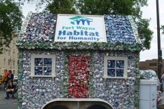 Fort Wayne Habitat for Humanity float