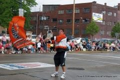 The Komets entry