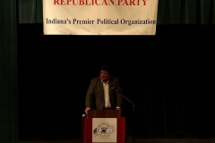 Kenneth Schenk, candidate for the GOP Chairmanship