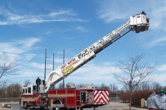 Fort Wayne Fire Department's Ladder #1