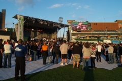 Metro Station at Parkview Field