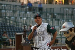 TinCaps Manager Doug Dascenzo