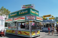 2010 TRF: Funnel Cakes, Deep Fried Butter and Donut Burgers
