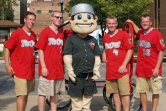 2010 TRF Bed Race: TinCaps