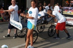 2010 TRF Bed Race: Waters of Summit City