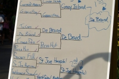 2010 TRF Bed Race: Brackets