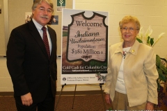 IN Attorney General Greg Zoeller and IN State Representative Phyllis Pond