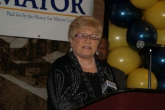 City Clerk Sandy Kennedy
