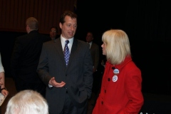 ACGOP Debate: Eric Doden and Liz Brown