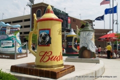 Prost! Steins at Parkview Field