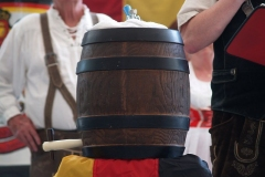 The first keg