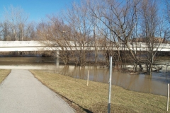 Rivergreenway closed