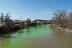 'Greening' of the St. Marys River