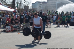 Get Green Strongman Contest
