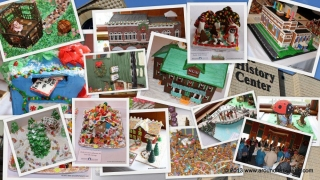 2013 Gingerbread collage