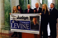 Judge Levine announcement