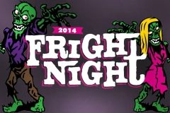 2014 Fright Night logo