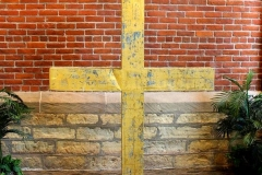 2015/09/02: Emmanuel Lutheran Church Cross