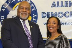 Glynn Hines and Sharon Tucker