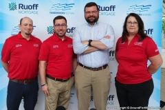 TRF Board and new Executive Director Justin Shurley