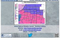 2021/01/30 @ 02:11: NWS Winter Storm Warning Situation Report