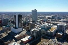 Downtown Fort Wayne, Indiana