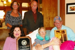 Commissioners establish award honoring Linda & Jerry Vandeveer